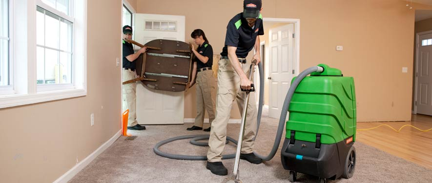 Sevierville, TN residential restoration cleaning